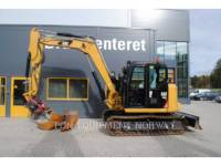 CATERPILLAR TRACK EXCAVATORS 308E equipment  photo 12