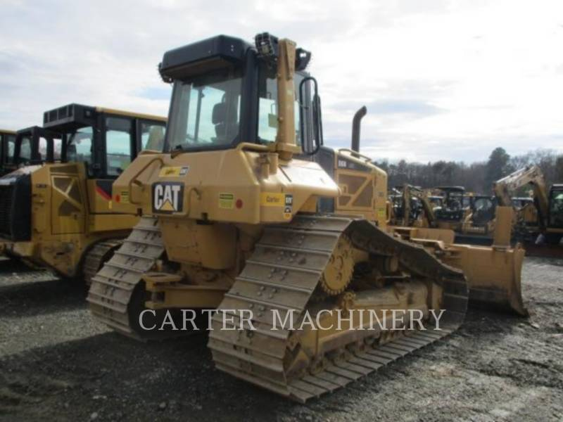 CATERPILLAR TRACK TYPE TRACTORS D6NLGP ARO equipment  photo 3