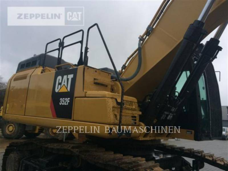 CATERPILLAR トラック油圧ショベル 352FL equipment  photo 6