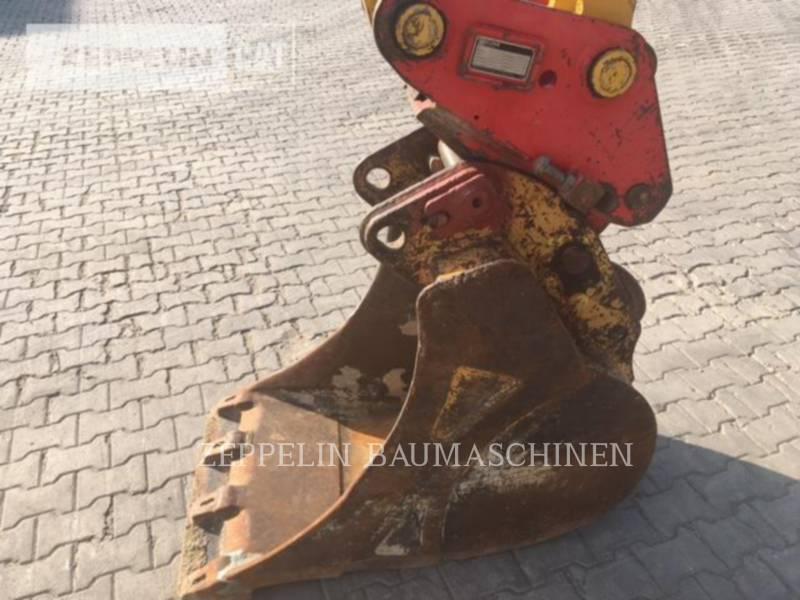 KOMATSU LTD. MOBILBAGGER PW148-8 equipment  photo 6