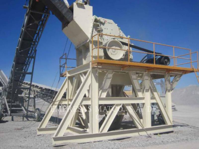 METSO CRUSHERS NP1315 equipment  photo 6