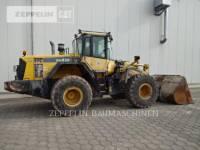 KOMATSU LTD. ŁADOWARKI KOŁOWE/ZINTEGROWANE NOŚNIKI NARZĘDZI WA430 equipment  photo 7