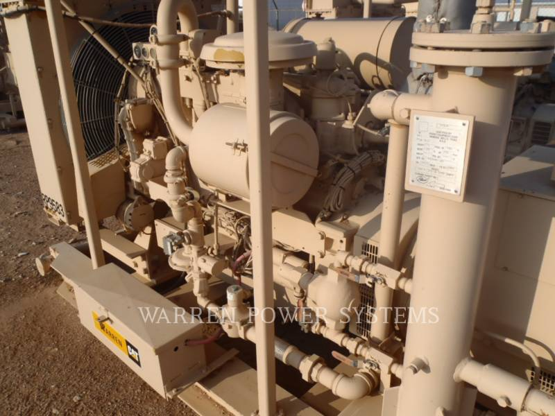 CATERPILLAR STATIONARY GENERATOR SETS WC175G equipment  photo 5