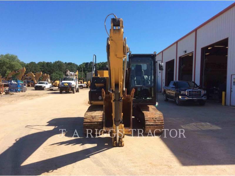 CATERPILLAR TRACK EXCAVATORS 312E 9 equipment  photo 9
