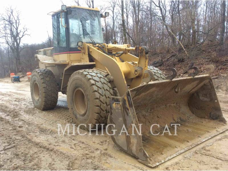 CATERPILLAR WHEEL LOADERS/INTEGRATED TOOLCARRIERS 938F equipment  photo 2