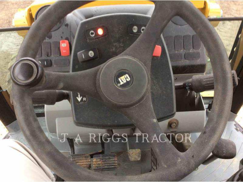 CATERPILLAR BAGGERLADER 420FST equipment  photo 20