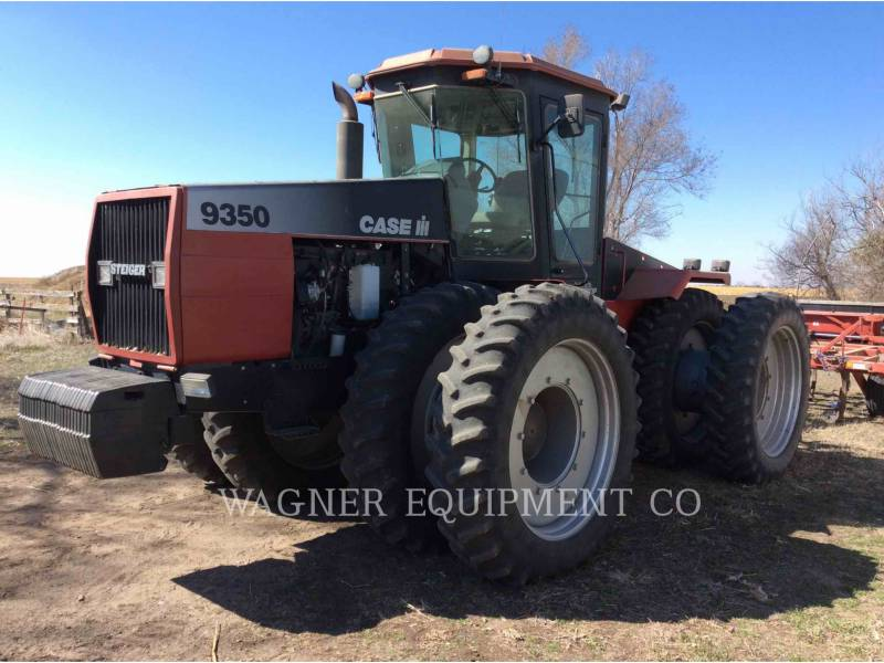 CASE AG TRACTORS 9350 equipment  photo 1