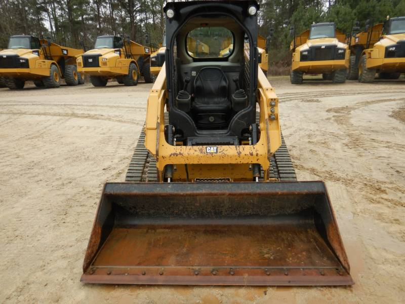 CATERPILLAR DELTALADER 239D equipment  photo 6