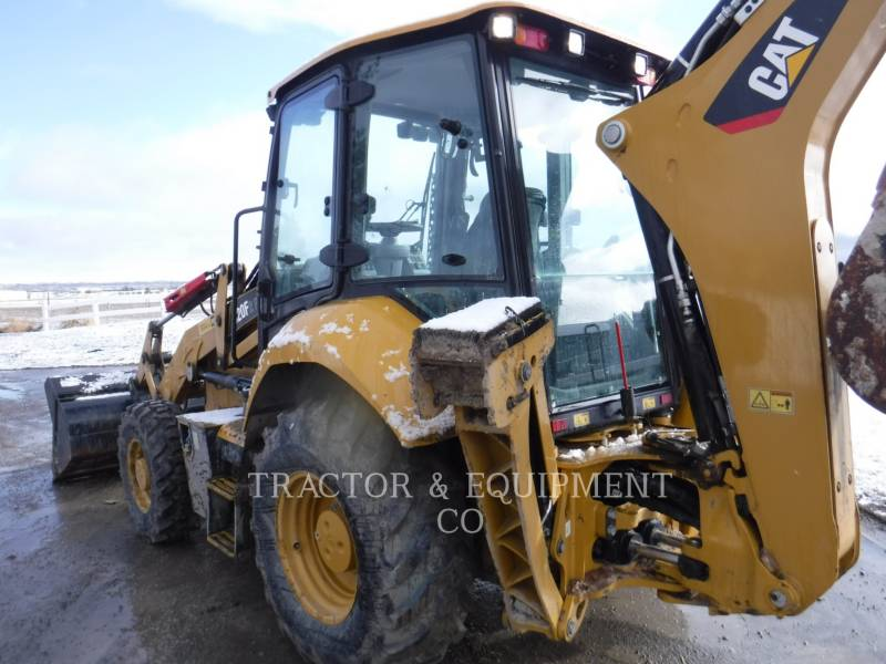 CATERPILLAR BACKHOE LOADERS 420F2IT equipment  photo 7