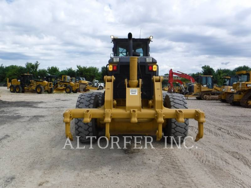 CATERPILLAR NIVELEUSES 14M equipment  photo 10