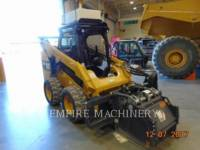 CATERPILLAR CHARGEURS COMPACTS RIGIDES 262D equipment  photo 1