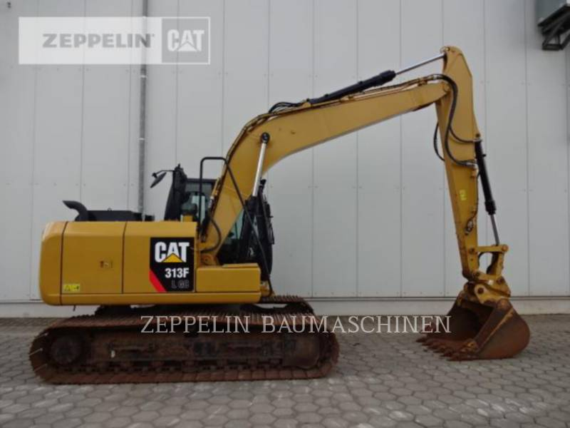 CATERPILLAR KOPARKI GĄSIENICOWE 313FLGC equipment  photo 6