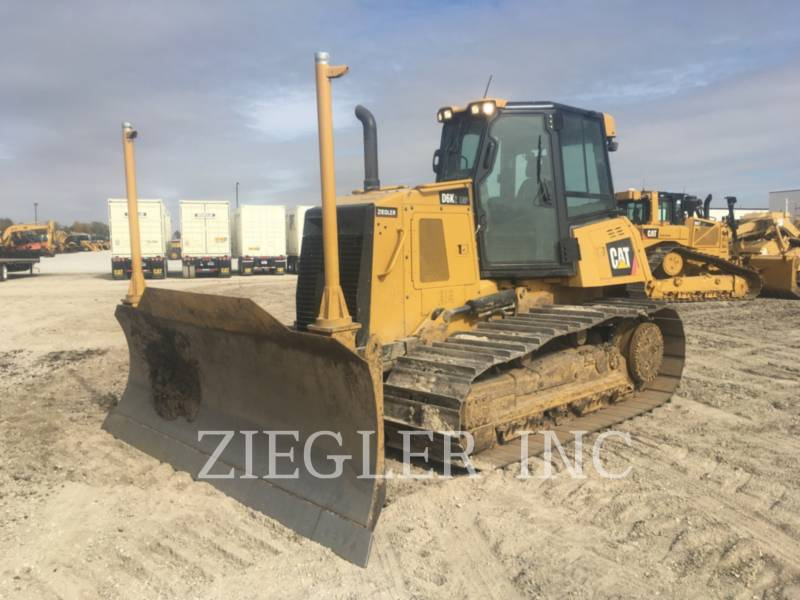 CATERPILLAR TRACK TYPE TRACTORS D6K2LGPA equipment  photo 3