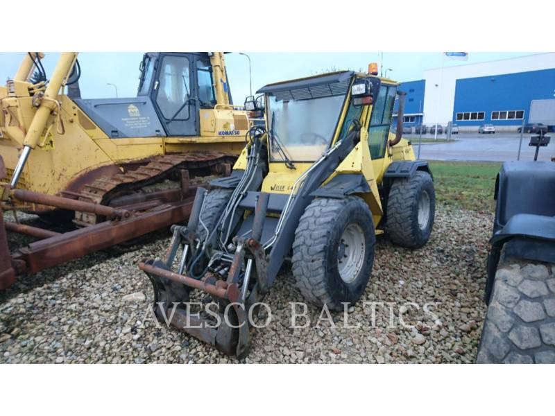 WILLE WHEEL LOADERS/INTEGRATED TOOLCARRIERS 645 equipment  photo 1