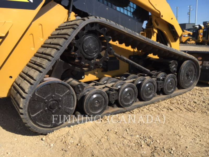 CATERPILLAR CARGADORES MULTITERRENO 297DXHP equipment  photo 7