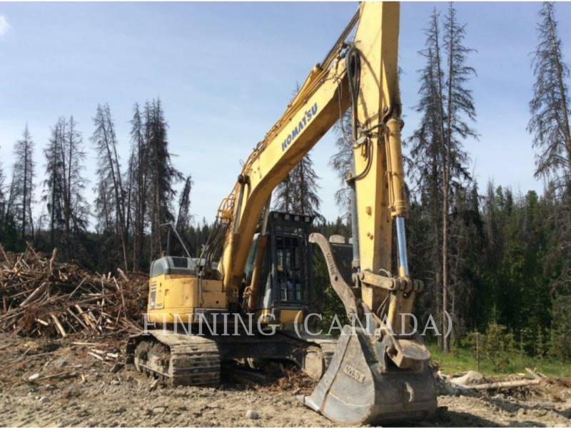 KOMATSU PELLES SUR CHAINES PC 308 USLC-3 equipment  photo 2