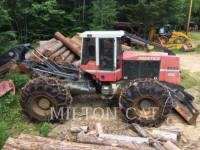 Equipment photo PRENTICE 2432 BOSBOUW - SKIDDER 1