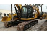 CATERPILLAR TRACK EXCAVATORS 330 D2 L equipment  photo 4
