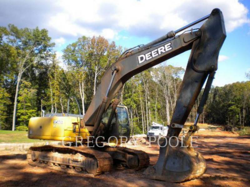 JOHN DEERE TRACK EXCAVATORS 350D LC equipment  photo 4