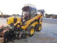 CATERPILLAR KOMPAKTLADER 262D equipment  photo 4