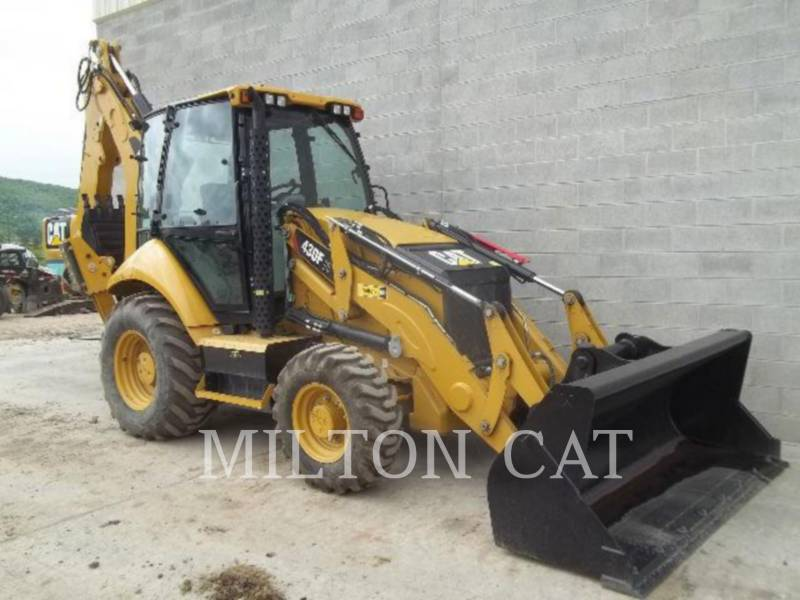 CATERPILLAR RETROESCAVADEIRAS 430F IT equipment  photo 4