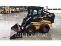 NEW HOLLAND LTD. SKID STEER LOADERS LX865 equipment  photo 3