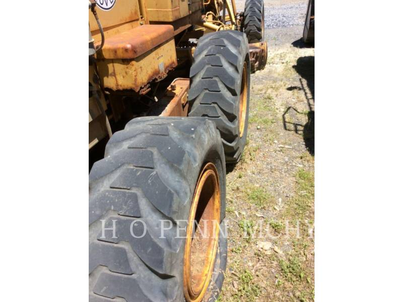 CATERPILLAR MOTOR GRADERS 120G equipment  photo 12