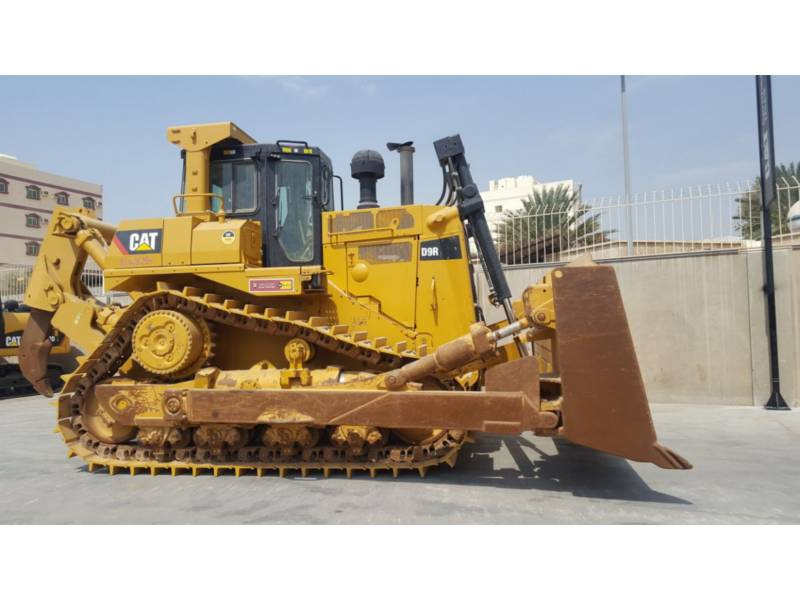 CATERPILLAR MINING TRACK TYPE TRACTOR D9RLRC equipment  photo 2