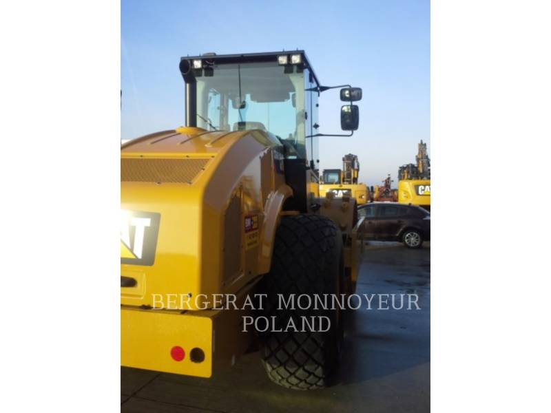 CATERPILLAR COMPACTEUR VIBRANT, MONOCYLINDRE LISSE CS64B equipment  photo 6