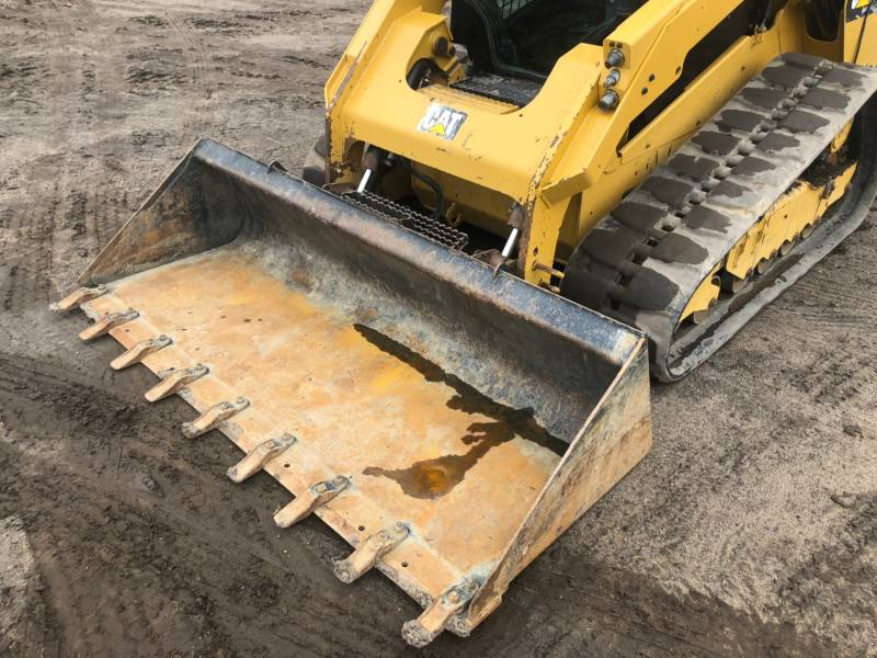 CATERPILLAR CARGADORES MULTITERRENO 289D equipment  photo 16