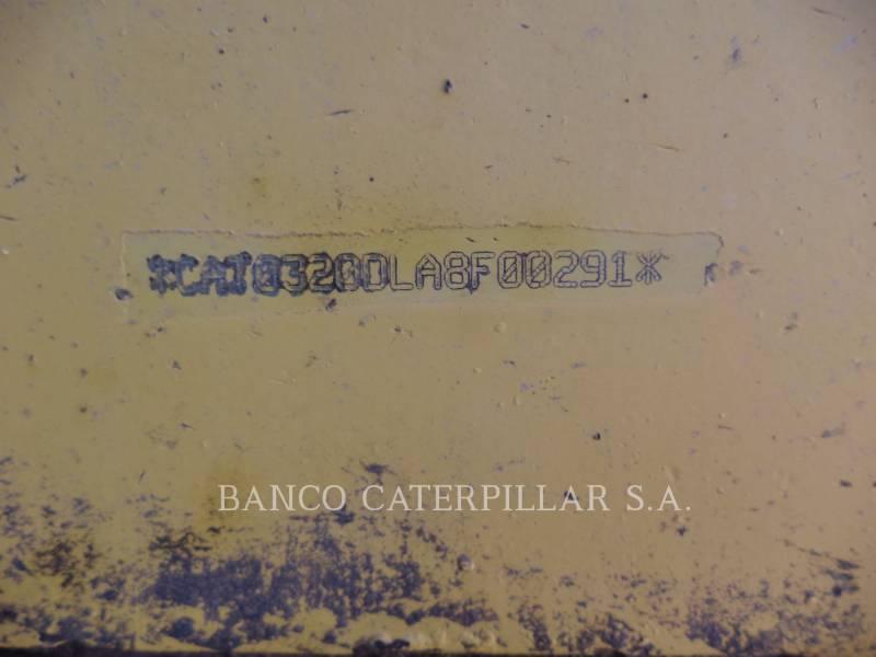 CATERPILLAR EXCAVADORAS DE CADENAS 320DL equipment  photo 10