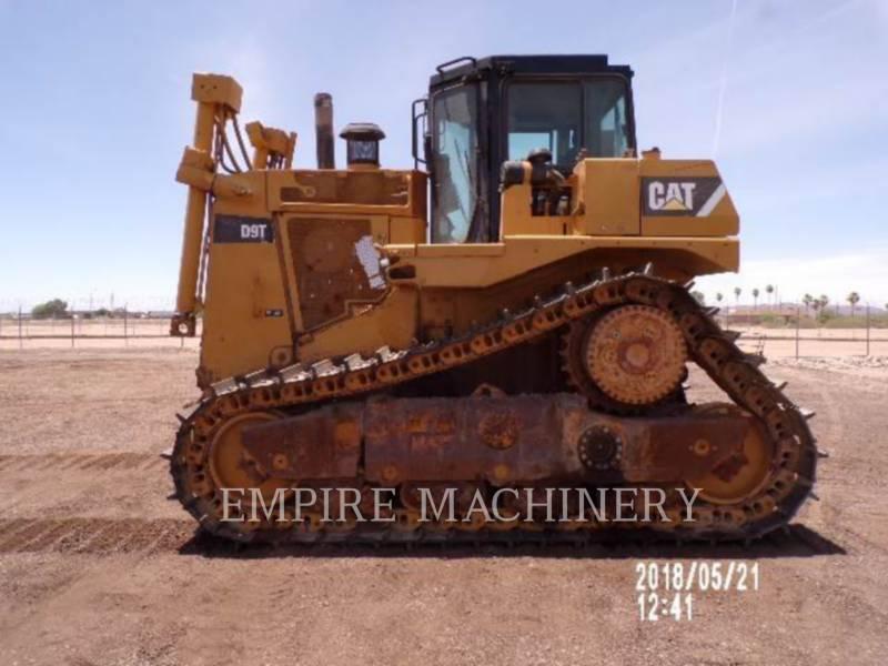 CATERPILLAR TRACK TYPE TRACTORS D9T equipment  photo 6