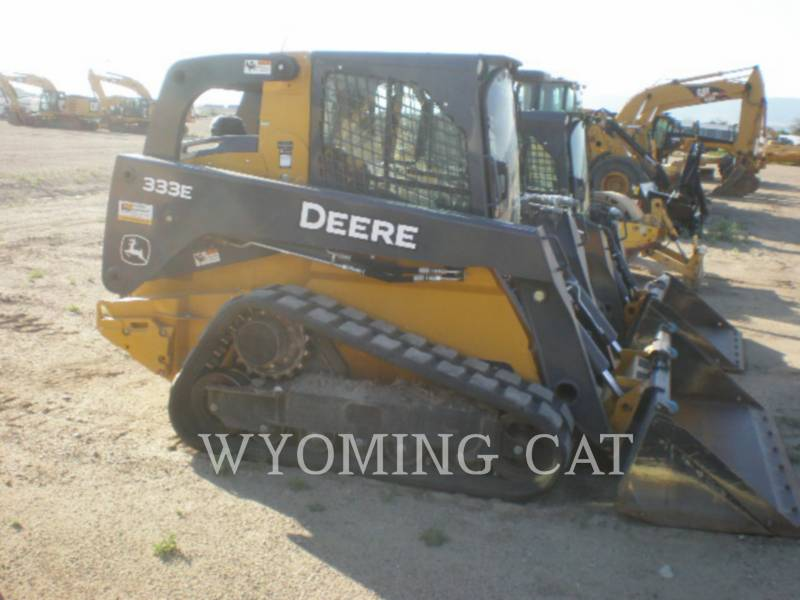 JOHN DEERE SKID STEER LOADERS 333E equipment  photo 6