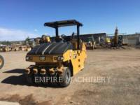 CATERPILLAR GUMMIRADWALZEN CW16 equipment  photo 3