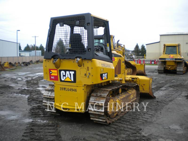CATERPILLAR TRACK TYPE TRACTORS D3K XLCN equipment  photo 5