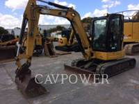 Equipment photo CATERPILLAR 305DCR KETTEN-HYDRAULIKBAGGER 1
