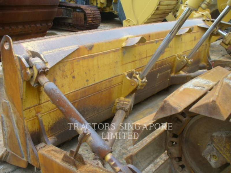 CATERPILLAR TRATTORI CINGOLATI D6RIIILGP equipment  photo 6