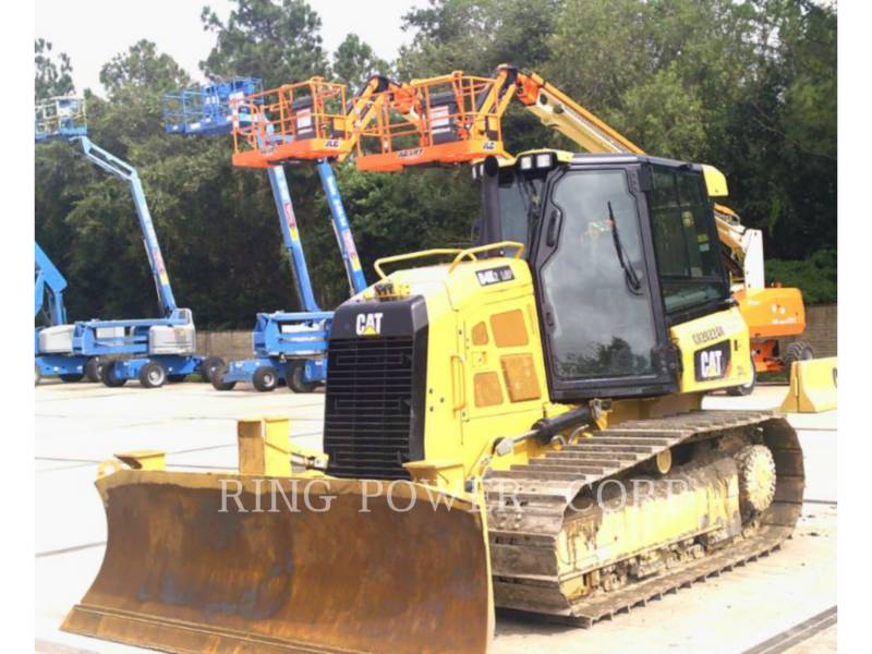 CATERPILLAR ГУСЕНИЧНЫЕ ТРАКТОРЫ D4K2LGPCAB equipment  photo 1
