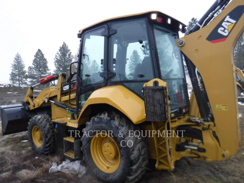 CATERPILLAR RETROEXCAVADORAS CARGADORAS 420F2IT equipment  photo 6