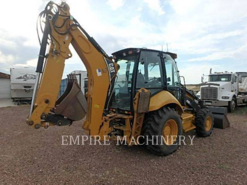 CATERPILLAR BACKHOE LOADERS 420E 4ECIP equipment  photo 4