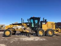 Equipment photo CATERPILLAR 140M3 AWD MOTOR GRADERS 1