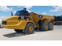 CATERPILLAR DUMPER ARTICOLATI 740 equipment  photo 1