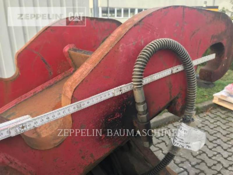 RESCHKE TRANCHEUSES GLV 2800mm CW45s equipment  photo 5