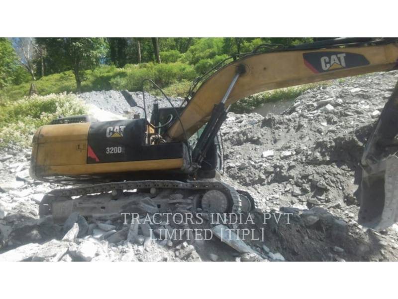 CATERPILLAR KOPARKI GĄSIENICOWE 320D2 equipment  photo 1