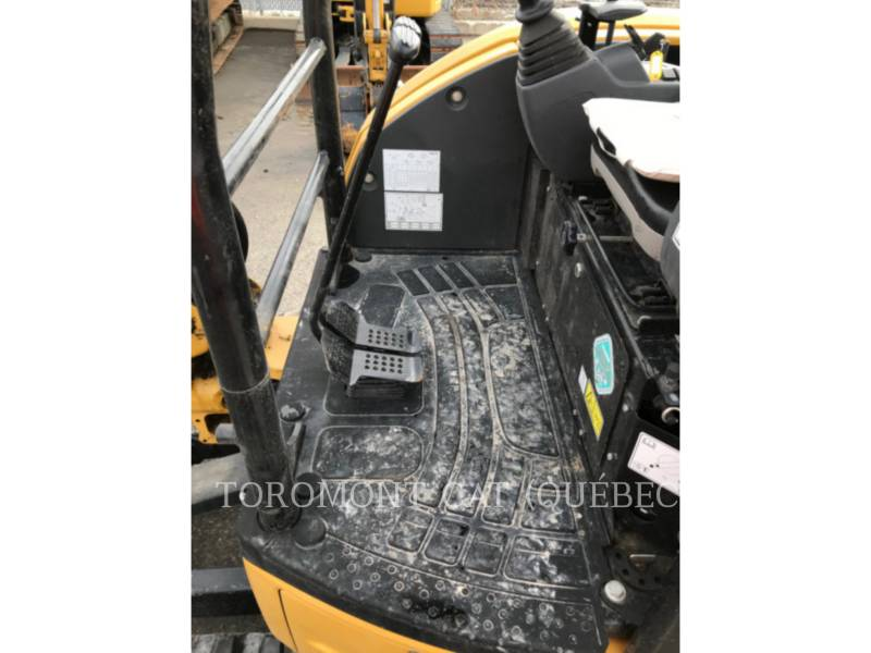 CATERPILLAR KETTEN-HYDRAULIKBAGGER 303 E CR equipment  photo 20