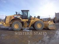 CATERPILLAR MINING WHEEL LOADER 980M equipment  photo 8