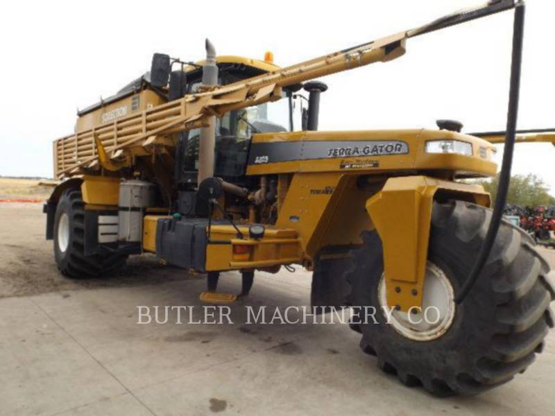 TERRA-GATOR ROZPYLACZ TG8203TB equipment  photo 2