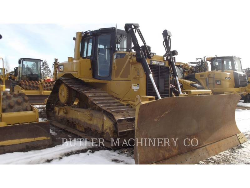 CATERPILLAR TRACTORES DE CADENAS D 6 T XW VPAT equipment  photo 2