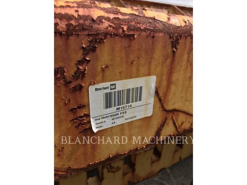 CATERPILLAR WT - FORKS 950H FKS equipment  photo 3