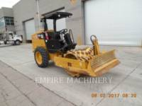 CATERPILLAR COMPATTATORE A SINGOLO TAMBURO VIBRANTE TASSELLATO CP34 equipment  photo 1